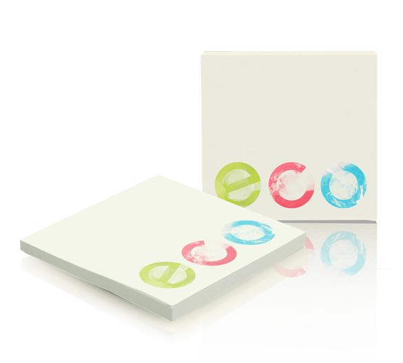 PM003-ECO Blocco adesivo ECO