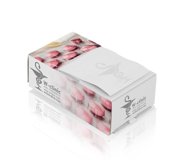 PM070 Segnapagina Zig-Zag in scatola