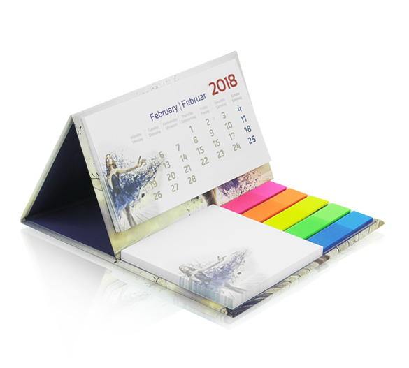 PM209 Calendario da banco copertina rigida