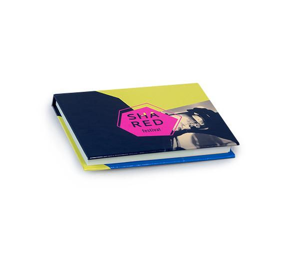 PM133 Set di blocchi adesivi in copertina rigida