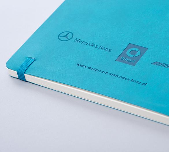 MN22 Mindnotes con la copertina morbida in TORINO SOFT TOUCH