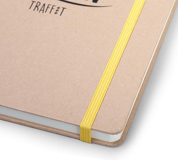 MN36-ECO Mindnotes con la copertina rigida KRAFT