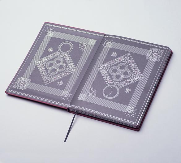 MN32 Mindnotes con la copertina rigida in Florence